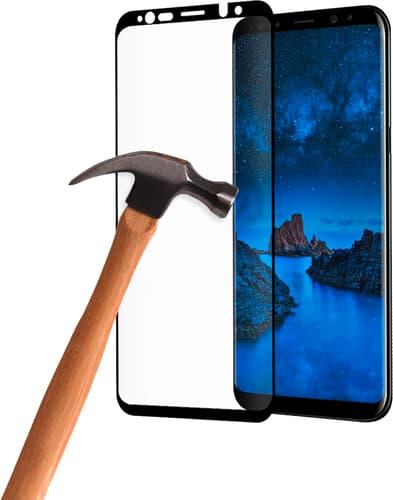 Eiger Samsung Galaxy S9 screenprotector 3D Glas