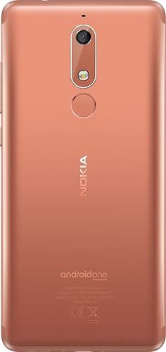 Nokia 5.1 (2018) 16GB Cooper Dual-SIM