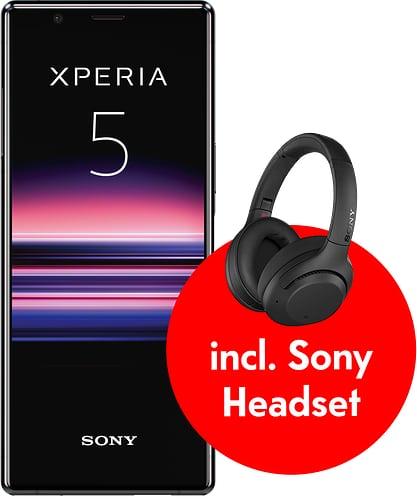 SONY Xperia 5 128GB Black Dual-SIM