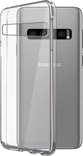itStyle Galaxy S10 E Backcover TPU transparent