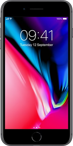 Apple iPhone 8 Plus Black