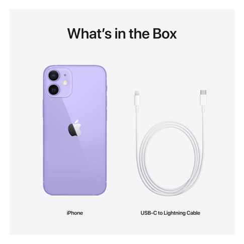Apple iPhone 12 mini Purple