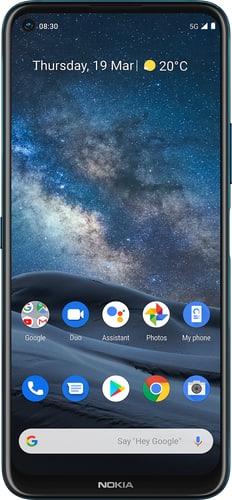 Nokia 8.3 128GB 5G Polar Night Dual-Sim