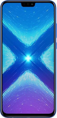 Honor 8x 64GB blue Dual-SIM