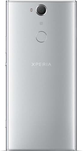 Sony Xperia XA2 Plus 32GB silver Dual-SIM