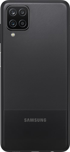 Samsung Galaxy A12 Black Dual-SIM