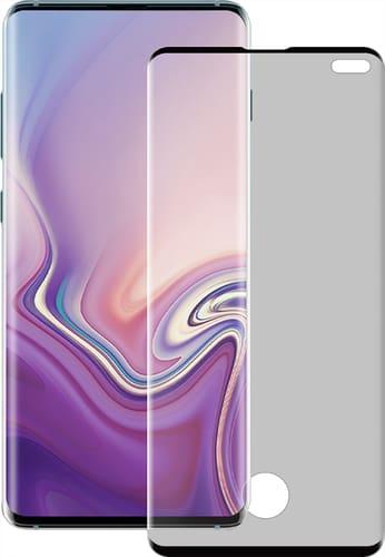 Eiger Galaxy S10 Plus screenproter 3D Glas black