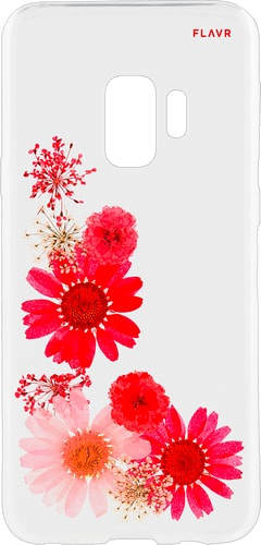 FLAVR Galaxy S9 TPU Case Real Flowers