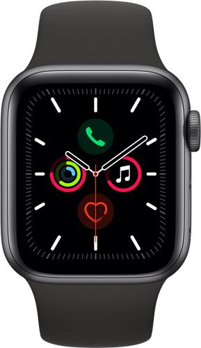 Apple Watch Series 5 GPS + Cellular 40mm Space Grey Aluminiu