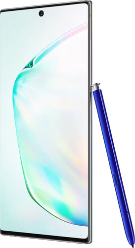 Samsung Galaxy Note10+ 256GB Silver Dual-SIM