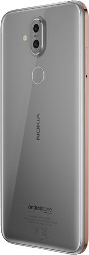 Nokia 8.1 64GB steel Dual-SIM