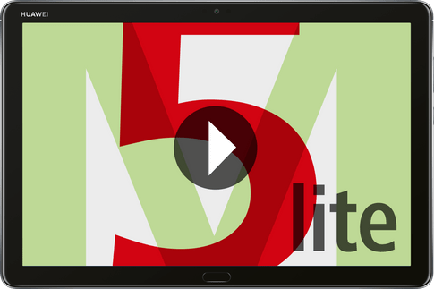 Huawei MediaPad M5 Lite 10.1 32GB WiFi + LTE