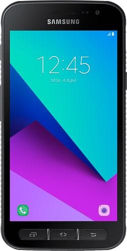 Samsung Galaxy Xcover4 dark silver