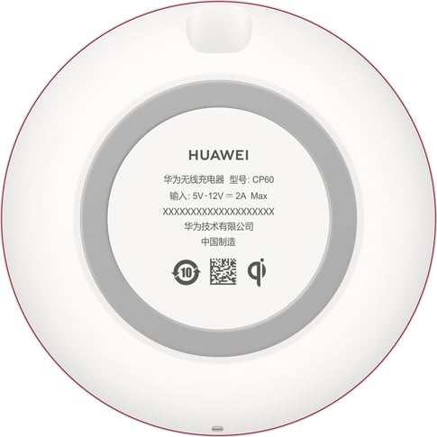 Huawei Wireless Charger 15W White