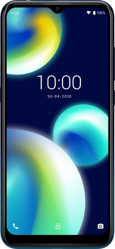 Wiko View 4lite 32GB Deep Blue Dual-SIM