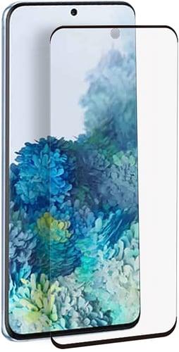 Eiger Galaxy S20+ screen protector 3D Glas black