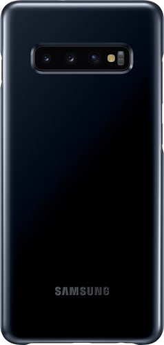 Samsung Galaxy S10 Plus LED Backcover black
