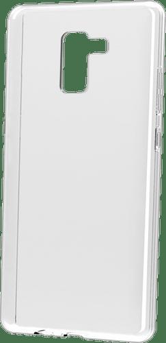 Celly Galaxy A8 (2018) Gelskin Transparent
