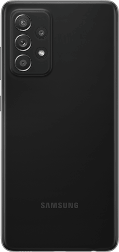 Samsung Galaxy A52 4G 128GB Black Dual-SIM