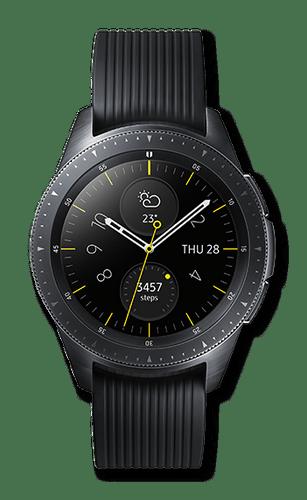 Samsung GalaxyWatch SM-R815 42mm black BT + LTE