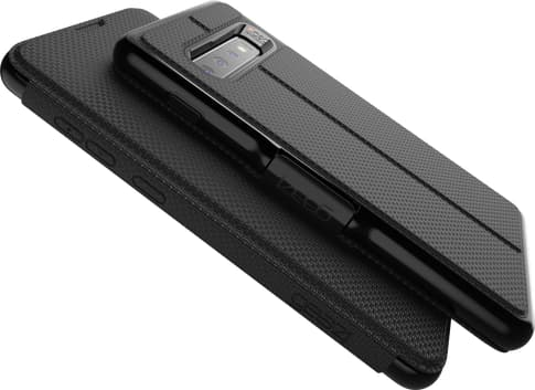 Gear4 Galaxy S10 Plus Book Case Oxford black