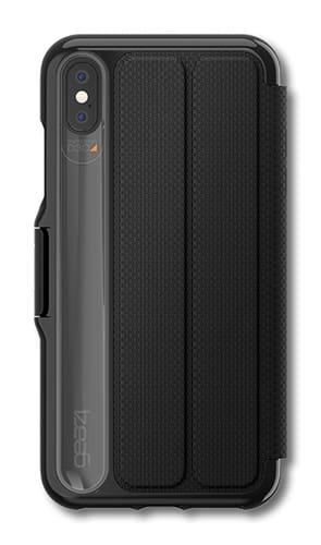 Gear4 iPhone Xs Max Book Case Oxford black