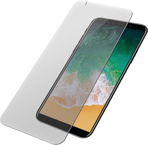 Panzer Glass iPhone X screen protector clear