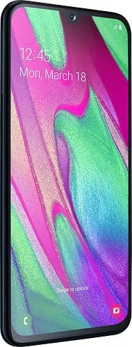 Samsung Galaxy A40 64GB Black Dual-SIM