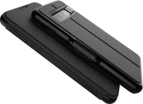 Gear4 Galaxy S10 Book Case Oxford black