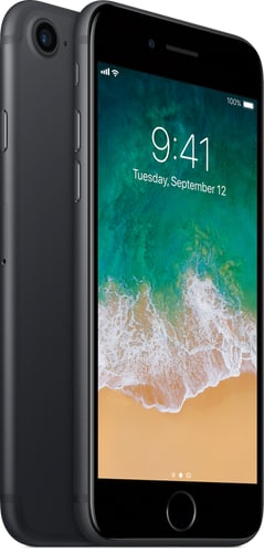Apple iPhone 7 Matte Black