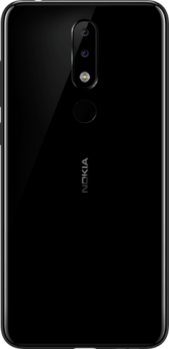 Nokia 5.1 Plus 32GB black Dual-SIM
