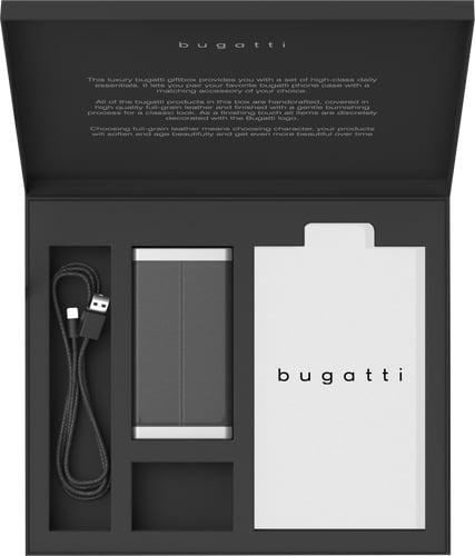 bugatti Giftbox 3in1 cable + Powerbank 6000mAh Black