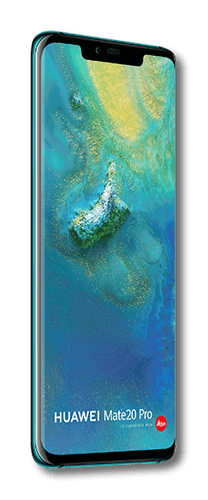 Huawei Mate20 Pro 128GB emerald green Dual-SIM