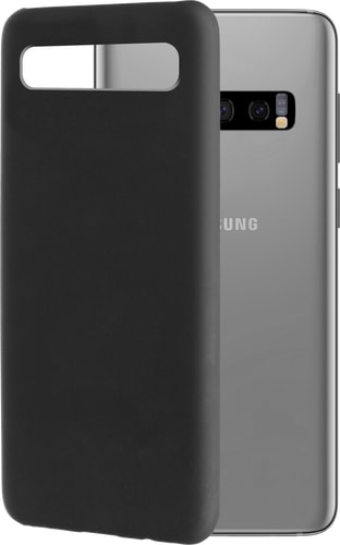 itStyle Galaxy S10 Backcover Rubberstyle black