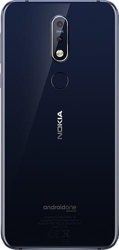 Nokia 7.1 (2018) 64GB Blue Dual-SIM