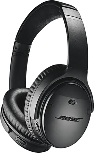Bose QuietComfort 35 II Over Ear Wireless Headset black