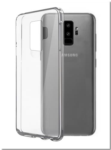 itStyle Galaxy S9 plus Backcover TPU transparent
