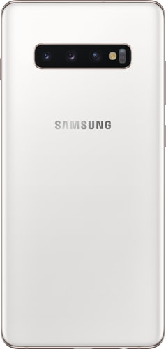 Samsung Galaxy S10 Plus 512GB Ceramic White DS