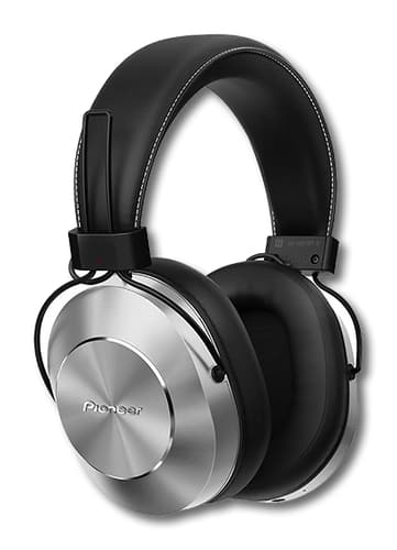 Pioneer Over-Ear bluetooth Headset Wireless black