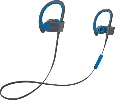 Powerbeats 3 Sport Wireless Headset Grey-Blue