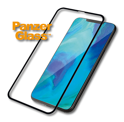 Panzer Glass iPhone Xs Max screen protector black