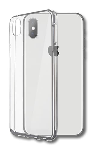itStyle iPhone Xs Max Backcover TPU UltraThin tra