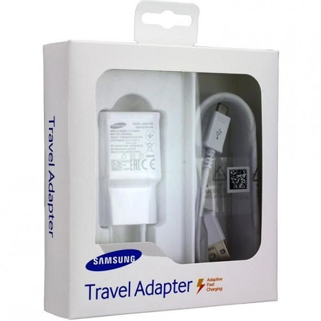 Samsung Charger 220V micro USB / fast charging
