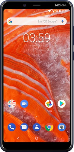 Nokia 3.1 Plus 16GB blue Dual-SIM