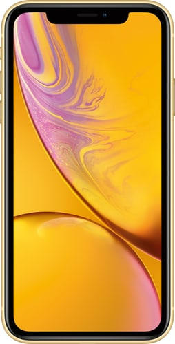 Apple iPhone XR Yellow