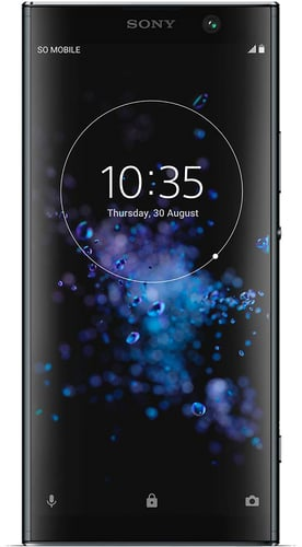 Sony Xperia XA2 Plus 32GB black Dual-SIM