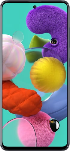 Samsung Galaxy A51 128GB Prism Crush Black Dual-SIM