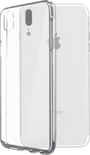 itStyle iPhone X Backcover TPU UltraThin transparent