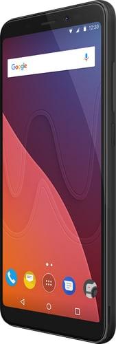 Wiko View 3+16 16GB Black Dual-SIM