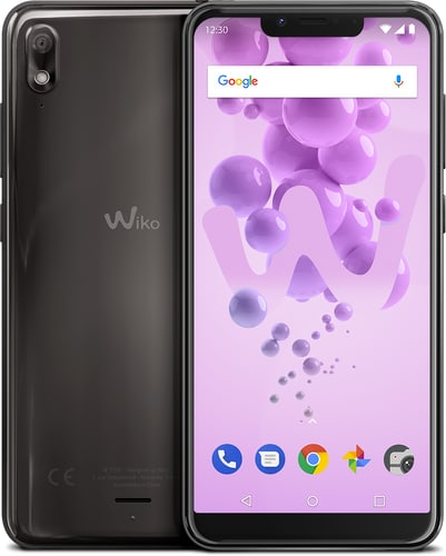 Wiko View 2 Go 32GB Anthracite Dual-SIM